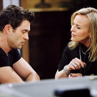 Y&R First Look: Genie Francis as Genevieve Atkinson and Daniel Goddard as NOT Cane