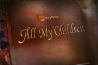'All My Children' On Chopping Block?