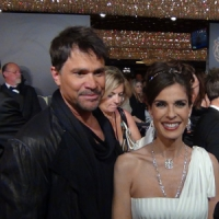 On the Red Carpet: Peter Reckell and Kristian Alfonso Welcome Fans 'Home'