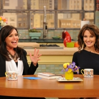Susan Lucci Spends April Fool's Day with Rachael Ray
