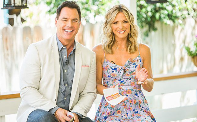 Debbie Matenopoulos, Mark Steines, Home & Family