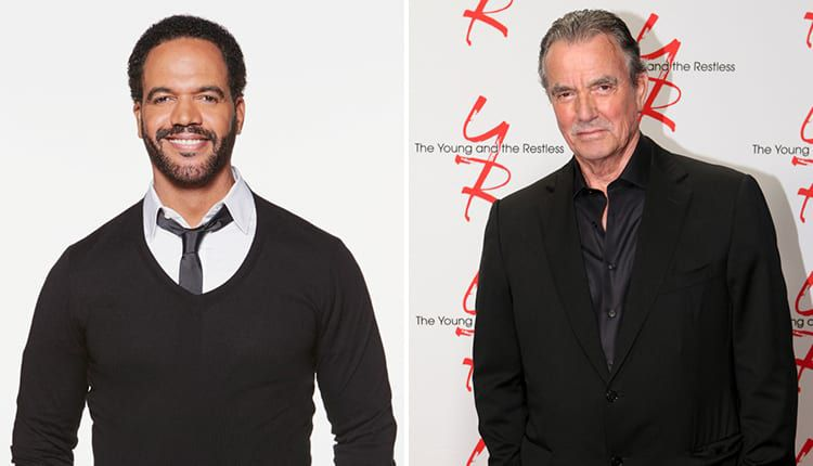 Kristoff St. John, Eric Braeden, The Young and the Restless, YR, #YR45, #YR