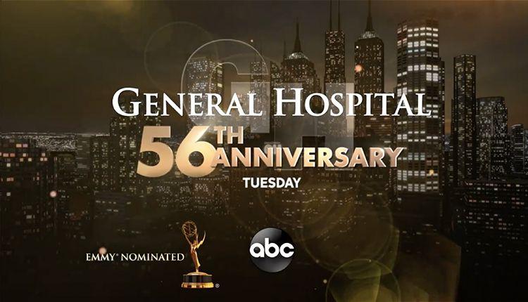 General Hospital, #GH56, General Hospital 56th Anniversary