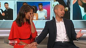 The Talk, The Young and the Restless, Christel Khalil, Bryton James,
