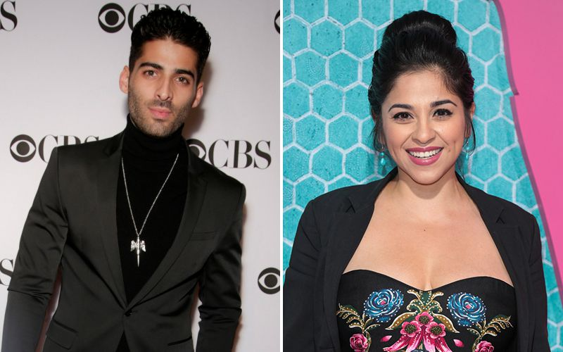 Jason Canela, Noemi Gonzalez, The Young and the Restless