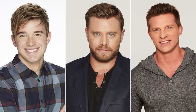 Chandler Massey, Billy Miller, Steve Burton, General Hospital, The Young and the Restless, The Bold and the Beautiful, Days of our Lives