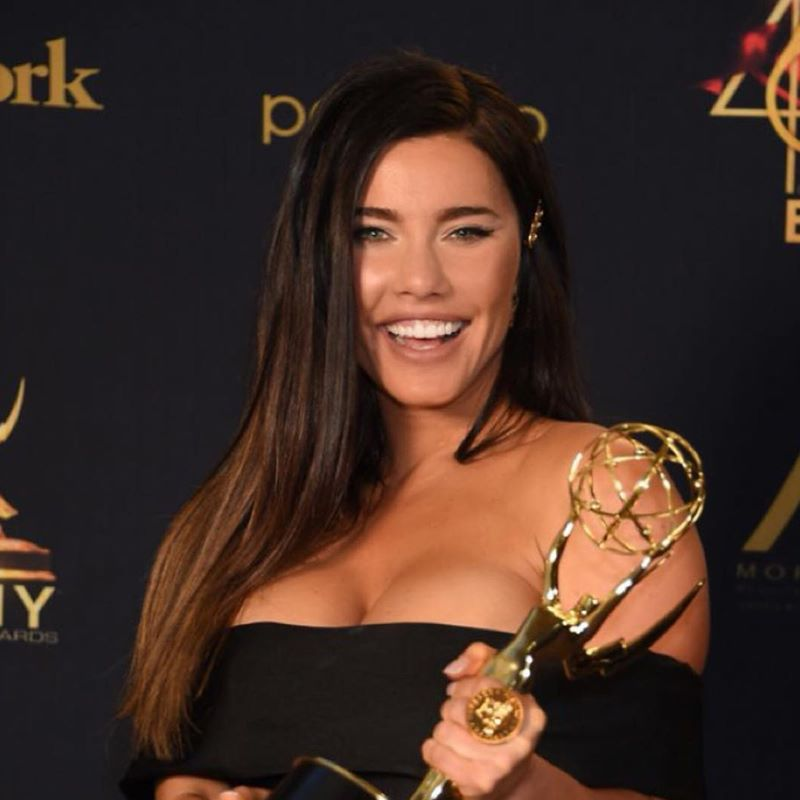 Jacqueline MacInnes Wood, The Bold and the Beautiful, The 46th Annual Daytime Emmy Awards