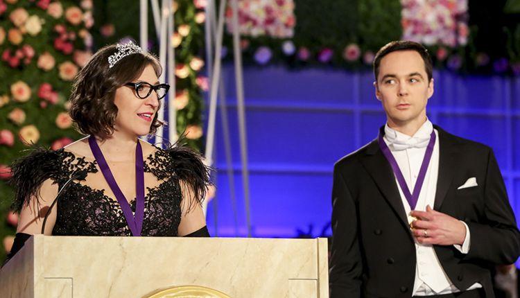 The Big Bang Theory, Mayim Bialik, Jim Parsons