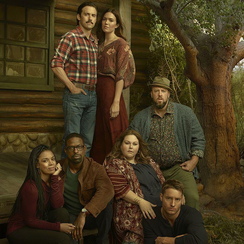 This is Us, Milo Ventimiglia, Mandy Moore, Chris Sullivan, Susan Kelechi Watson, Sterling K. Brown, Chrissy Metz, Justin Hartley