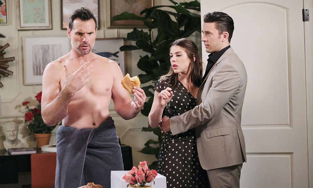Austin Peck, Kate Mansi, Billy Flynn, Days of our Lives: The Digital Series, Days of our Lives