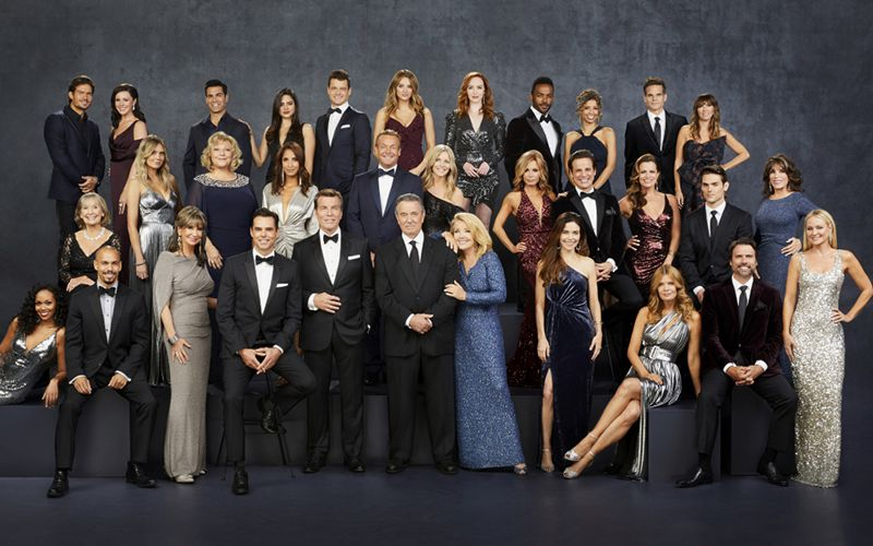 The Young and the Restless, #YR