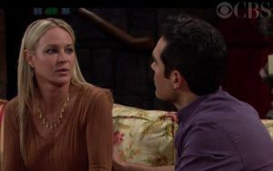 Sharon Case, Jordi Vilasuso, The Young and the Restless