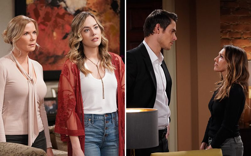 The Bold and the Beautiful, The Young and the Restless