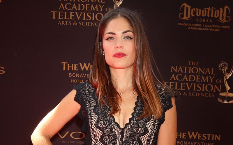 Kelly Thiebaud, General Hospital, Days of our Lives