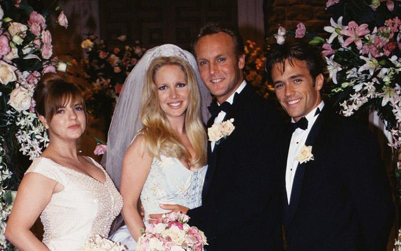 The Young and the Restless, Lauralee Bell, Doug Davidson, Scott Reeves, Tricia Cast
