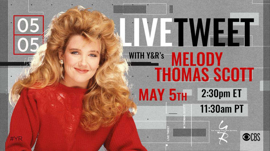 Melody Thomas Scott, The Young and the Restless, Nikki Newman