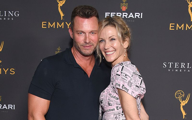 Eric Martsolf, Stacy Haiduk, Days of our Lives
