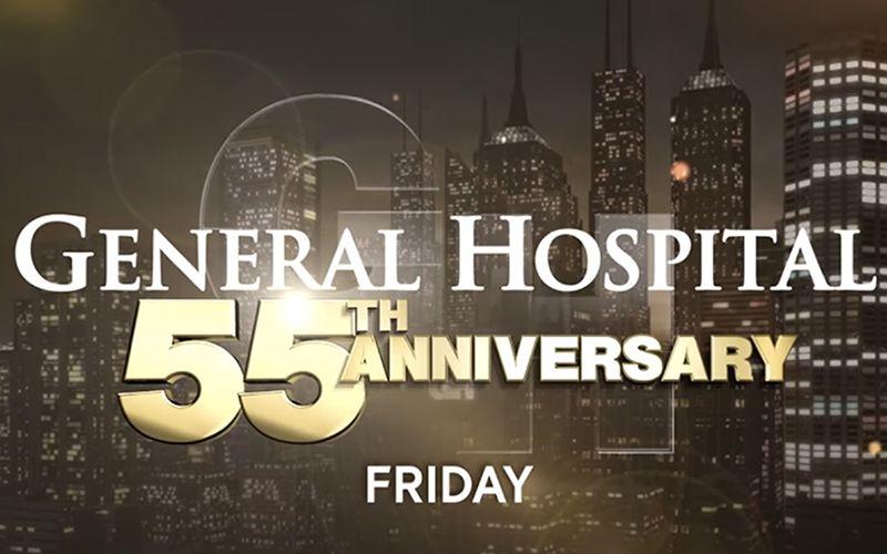 General Hospital, General Hospital, 55th Anniversary, GH