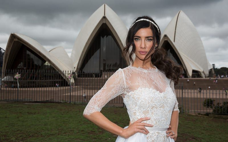 The Bold and the Beautiful, Jacqueline MacInnes Wood, Steffy Forrester