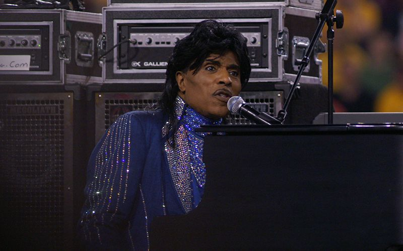 Little Richard, The Young and the Restless, One Life to Live, Musician, Icon