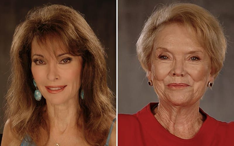 Susan Lucci, Erika Slezak, All My Children, One Life to Live, The Story of Soaps
