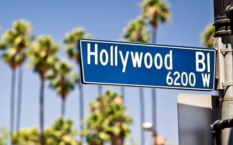 Hollywood Boulevard, Hollywood Blvd