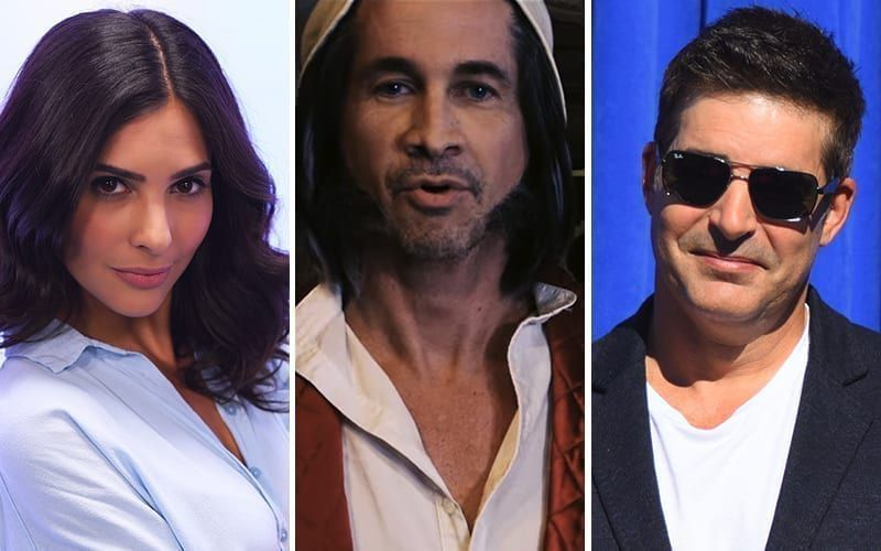 Camila Banus, Michael Easton, Galen Gering, Days of our Lives, General Hospital, Thanksgiving