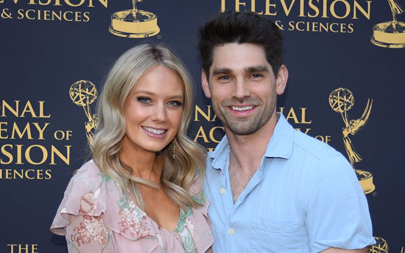 Melissa Ordway, Justin Gaston, The Young and the Restless