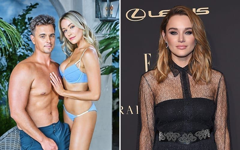 Darin Brooks, Katrina Bowden, Hunter King, The Bold and the Beautiful, The Young and the Restless