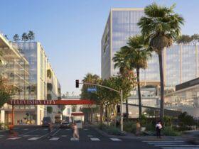 Illustrative Concept, Television City, Hackman Capital Partners