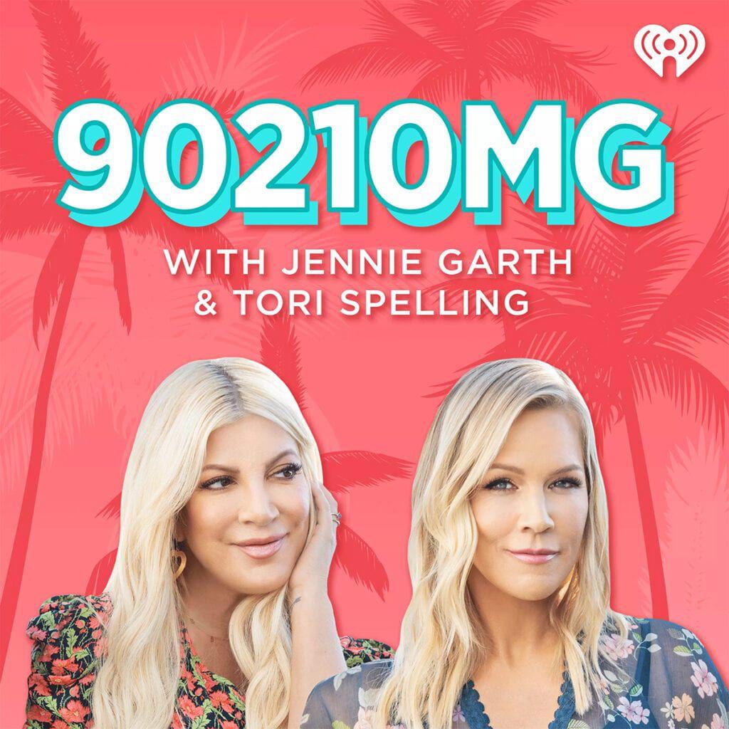 Jennie Garth, Tori Spelling, 90210MG, Beverly Hills 90210