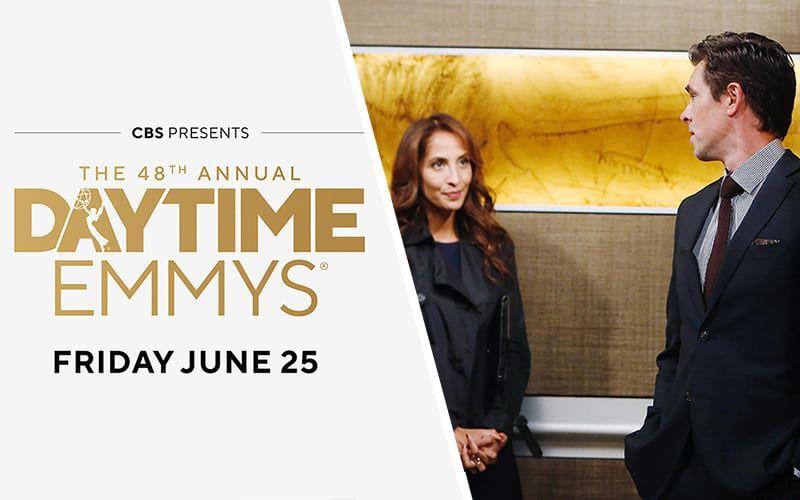 The 48th Annual Daytime Emm Awards, Christel Khalil, Jason Thompson