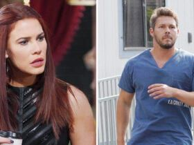 Courtney Hope, Scott Clifton, The Young and the Restless, The Bold and the Beautiful