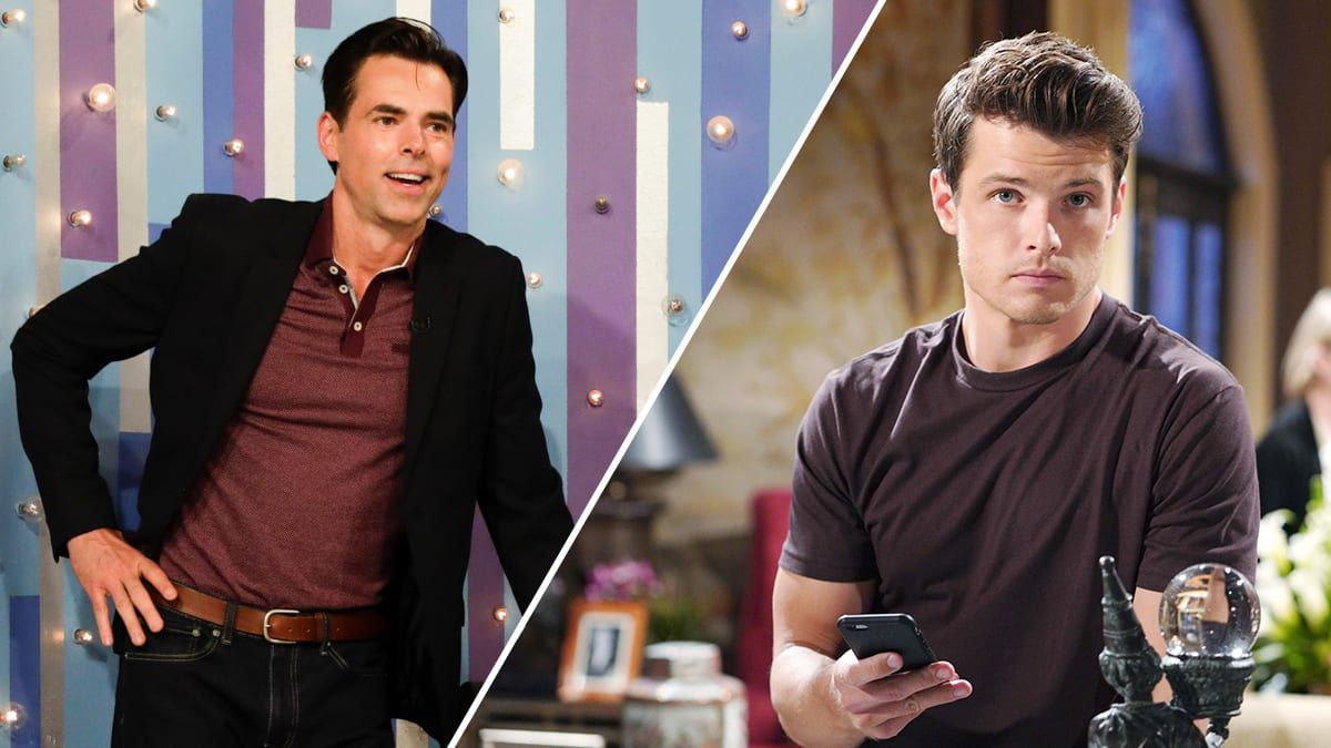 Jason Thompson, Michael Mealor, The Young and the Restless, Billy Abbott, Kyle Abbott