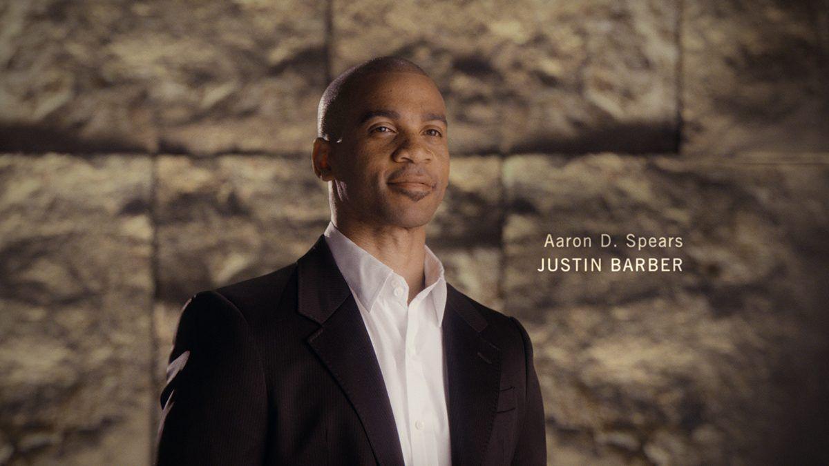 Aaron D. Spears, Justin Barber, The Bold and the Beautiful, B&B, #BoldandBeautiful