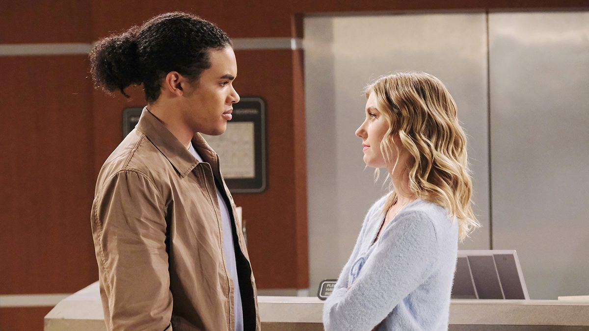 Cameron Johnson, Theo Carver, Isabel Durant, Claire Brady, Days of our Lives