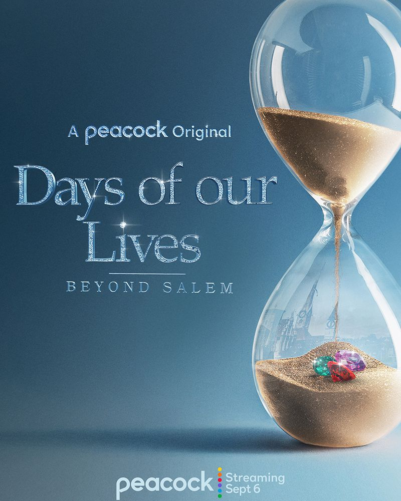Days of our Lives, Days of our Lives: Beyond Salem, Peacock TV, DOOL: Beyond Salem, DAYS