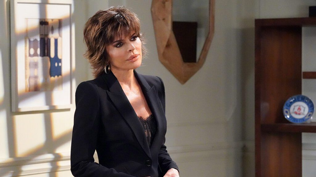 Lisa Rinna, Billie Reed, Days of our Lives, Days of our Lives: Beyond Salem, The Real Housewives of Beverly Hills