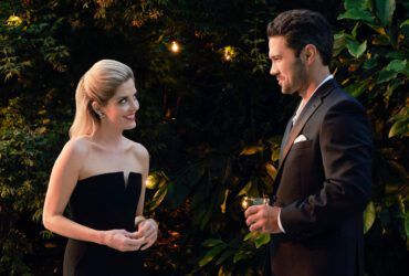 Jen Lilley, Ryan Paevey, Days of our Lives, General Hospital, Hallmark Channel, A Little Daytime Drama