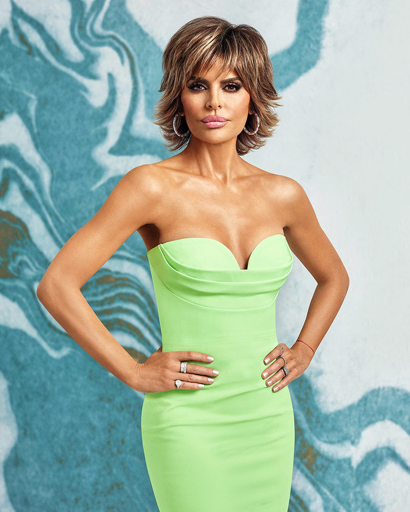 Lisa Rinna, The Real Housewives of Beverly Hills, Days of our Lives, Days of our Lives: Beyond Salem