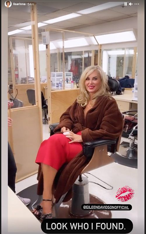 Eileen Davidson, Kristen DiMera, Days of our Lives, The Young and the Restless