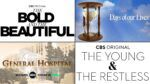 The Bold and the Beautiful, B&B, #BoldandBeautiful, Days of our Lives, DAYS, DOOL, #DAYS, #DOOL, General Hospital, GH, #GH, The Young and the Restless, Y&R #YR