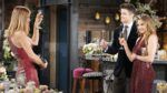 Michelle Stafford, Phyllis Summers, Michael Mealor, Kyle Abbott, Hunter King, Summer Newman, The Young and the Restless