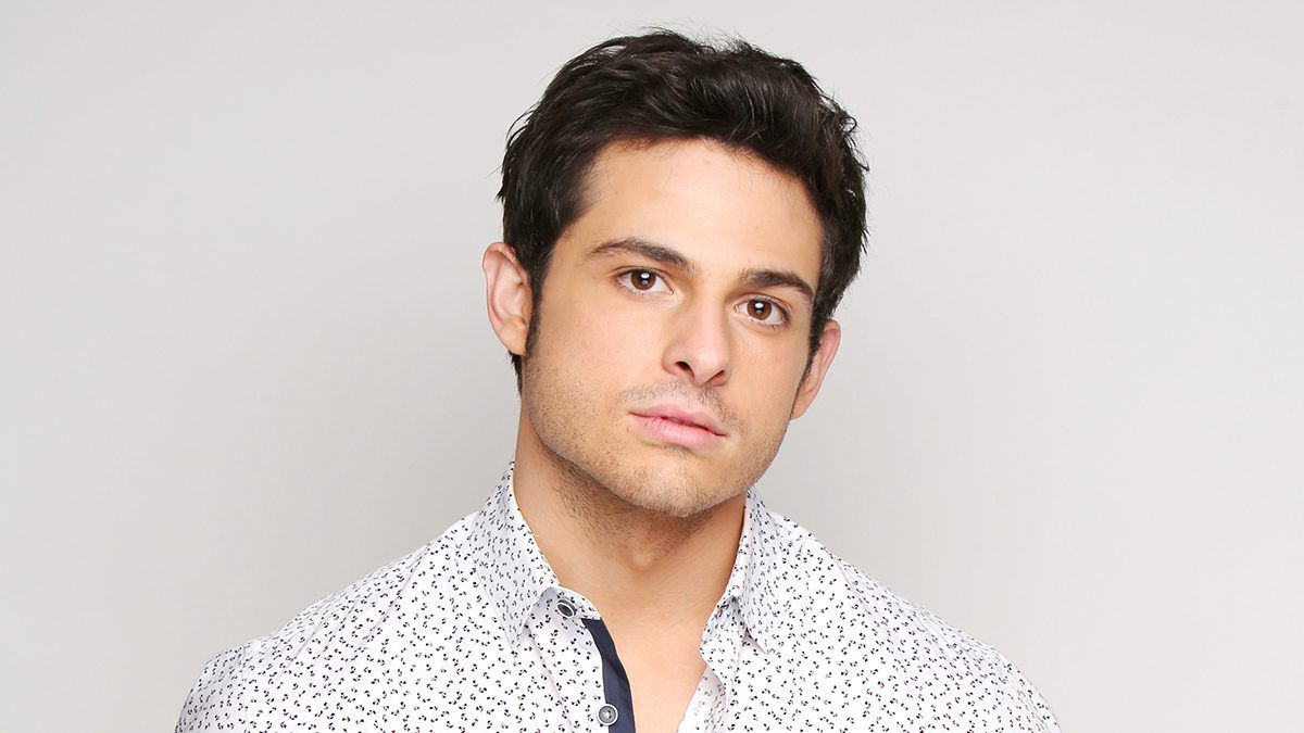 Zach Tinker, Sonny Kiriakis, Fenmore Baldwin, Days of our Lives, The Young and the Restless