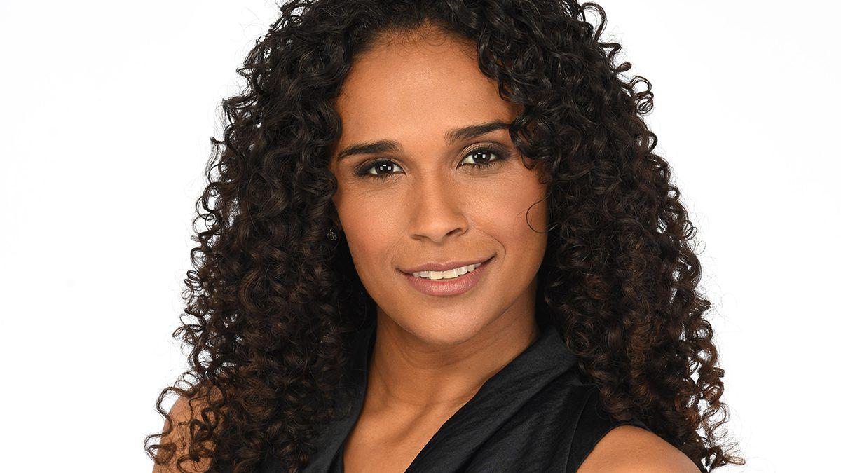 Briana Nicole Henry, General Hospital, Jordan Ashford, GH
