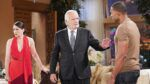 Rena Sofer, Lawrence-Saint Victor, John McCook, The Bold and the Beautiful
