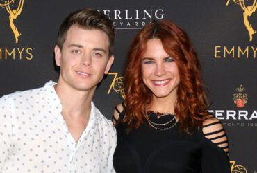 Chad Duell, Michael Corinthos, General Hospital, GH, #GH, Port Charles, Courtney Hope, Sally Spectra, The Young and the Restless, Y&R, #YR, Young & Restless, Genoa City