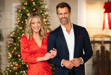 Cameron Mathison, Debbie Matenopoulos, Home & Family, All My Children, Entertainment Tonight, GAC Family, Welcome to Great American Christmas, GAC Media, GAC Living