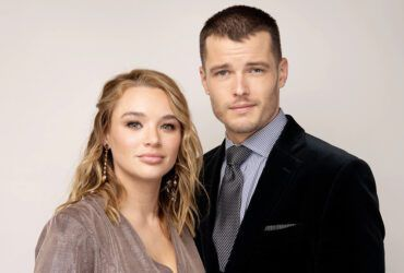 Hunter King, Summer Newman, Michael Mealor, Kyle Abbott, The Young and the Restless, Y&R, #YR