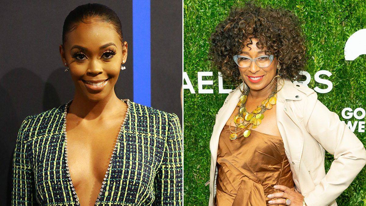 I Wanna Dance with Somebody, Nafessa Williams, Tamara Tunie, One Life to Live, OLTL, As The World Turns, ATWT, Law & Order: SVU,